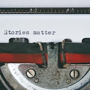 Bild von Schreibmaschine zum Thema Dramaturgie