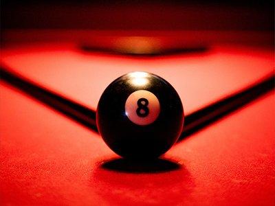 8er Kugel Billiard